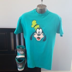 Vtg 90s Goofy shirt
